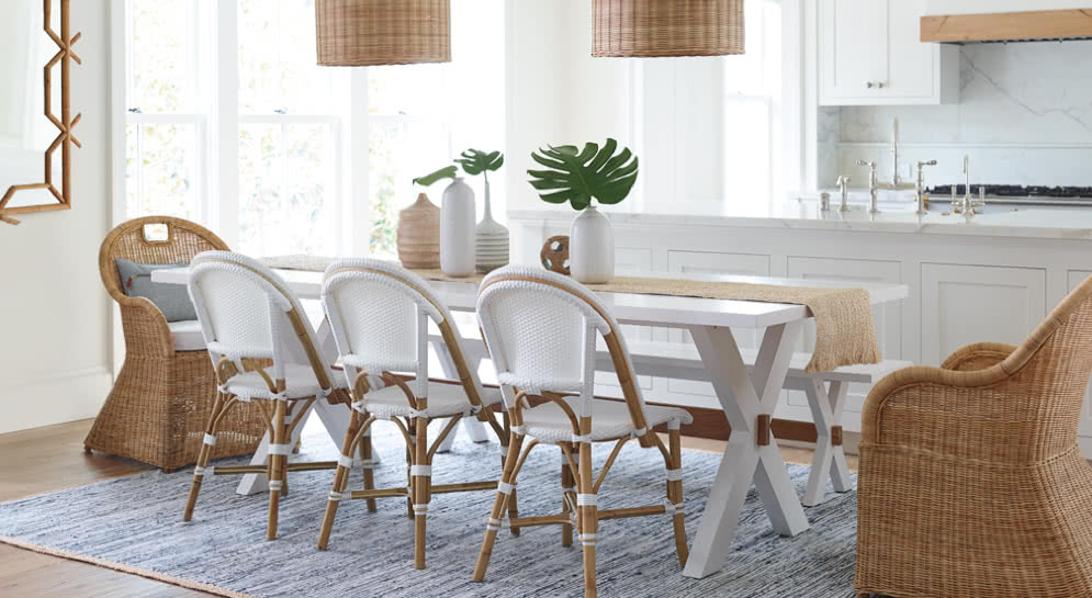Shop The Look Dining Room Dining Room Serena Lily Extraordinary Dineing Room