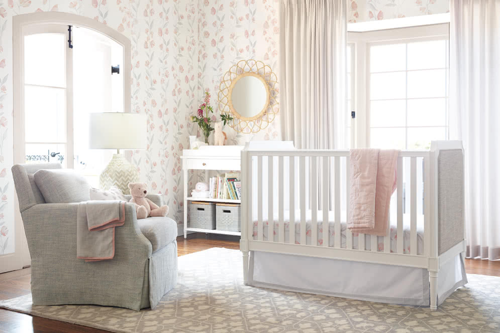 Shop The Look Nursery Designer Bedrooms Serena Amp Lily