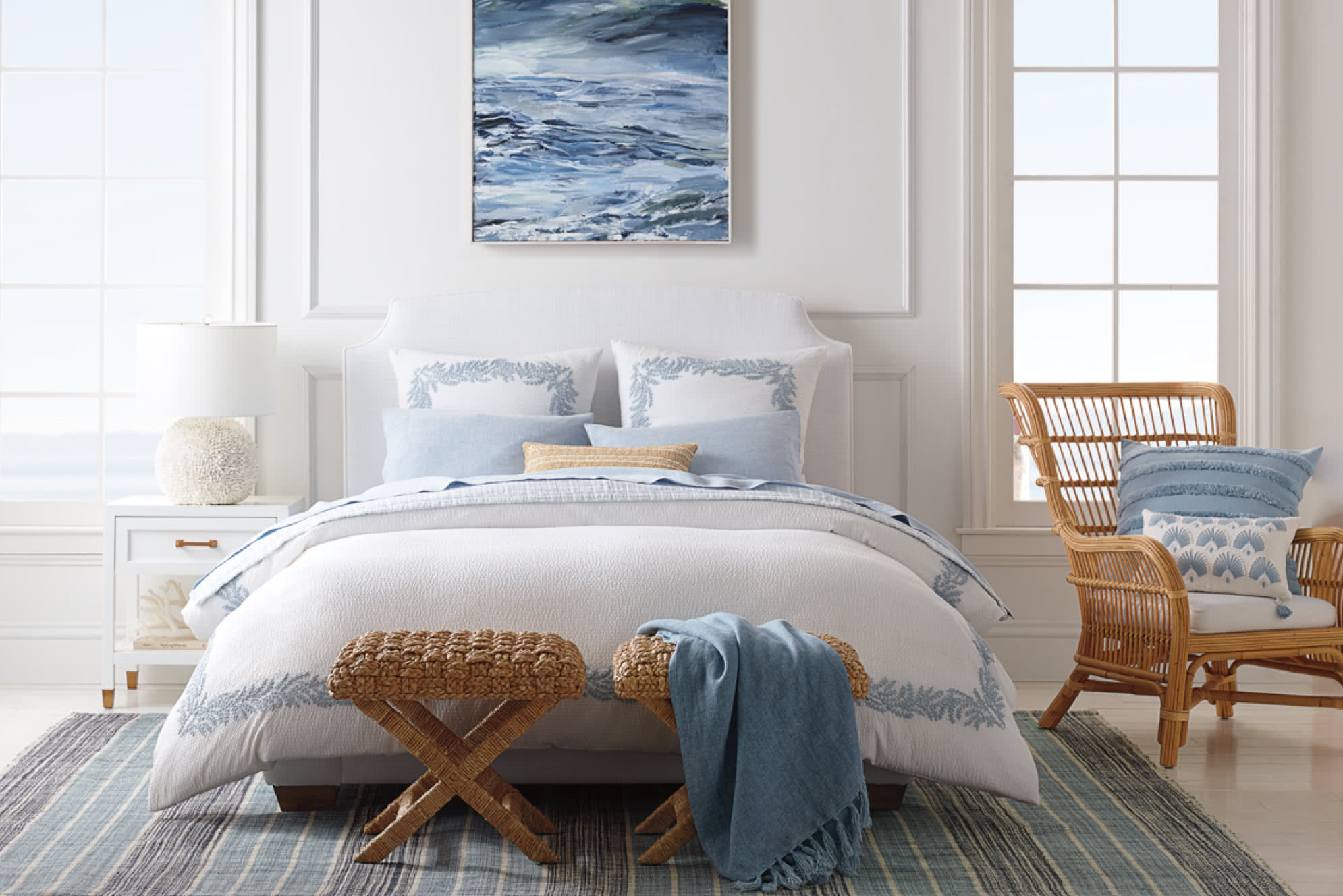 Shop The Look Master Amp Guest Bedrooms Serena Amp Lily