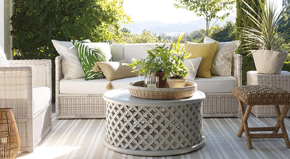 shop the look outdoor collection designer inspired serena lily rh serenaandlily com outdoor living room furniture for your patio outdoor room furniture ideas