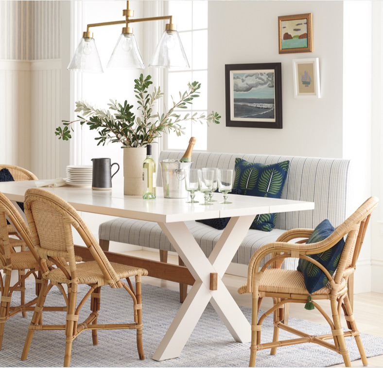 Coastal Dining Room Table Sets Serena Amp Lily