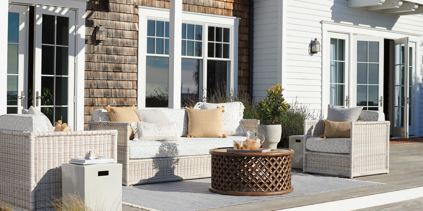 Outdoor Sofas This Look
