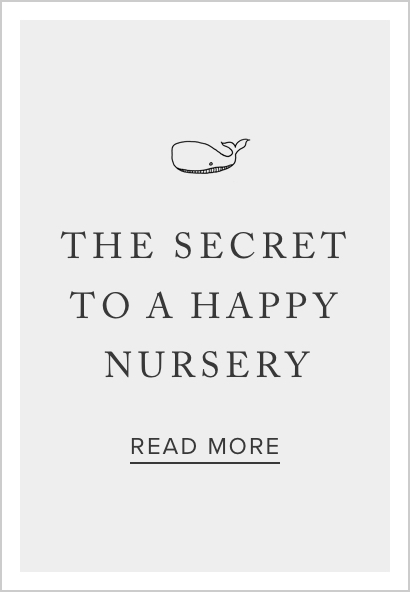 Read about our Nursery Checklist