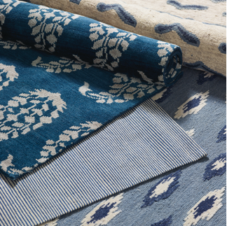 The Best Designer Rugs Navy Area Rugs Serena Lily
