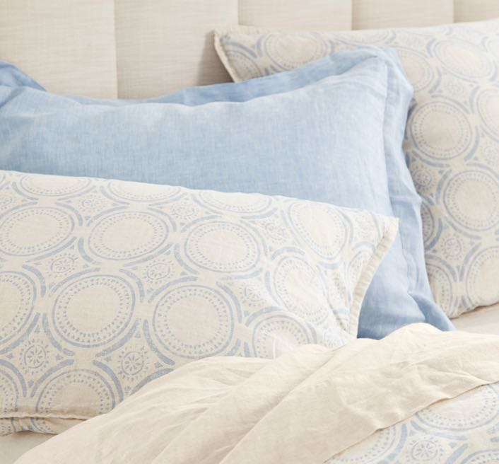 New Arrivals Bedding Bath Cavallo Shams