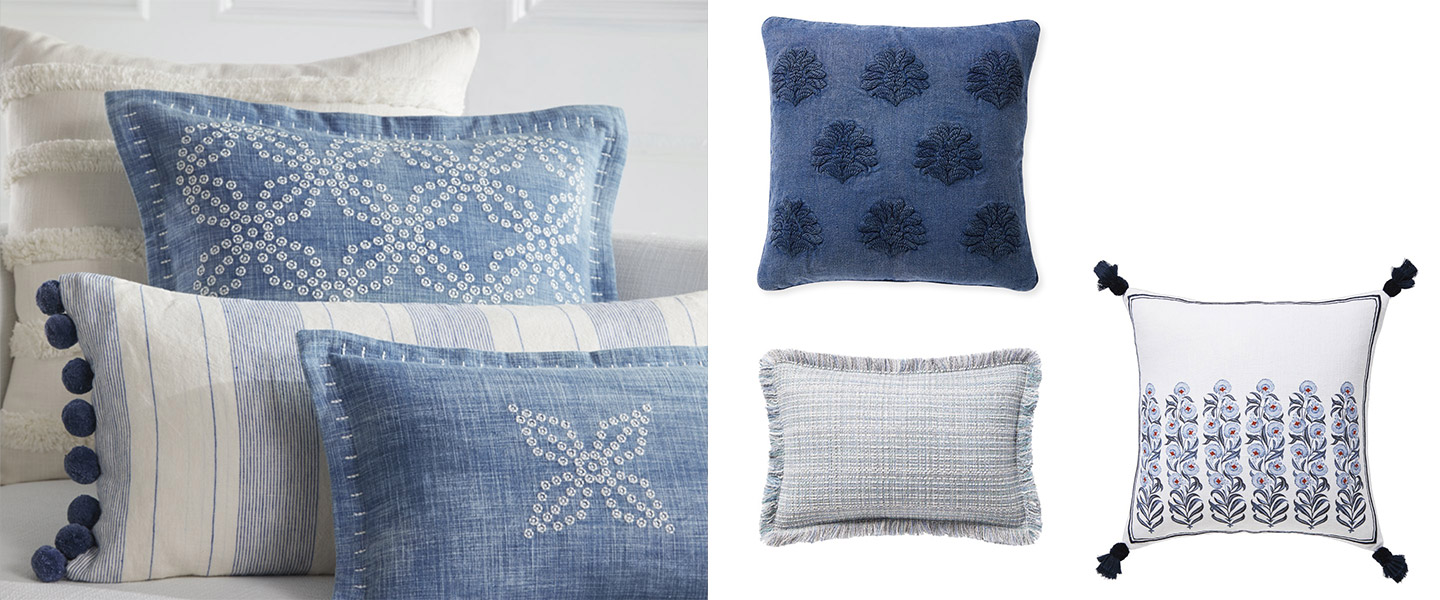 SHOP NEW PILLOWS